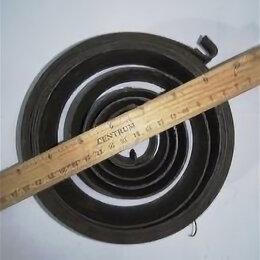 Уголки, кронштейны, держатели - Пружина противовеса Диаметр внешний 160 внутренний 35 ширина 50 загиб наружу, 0