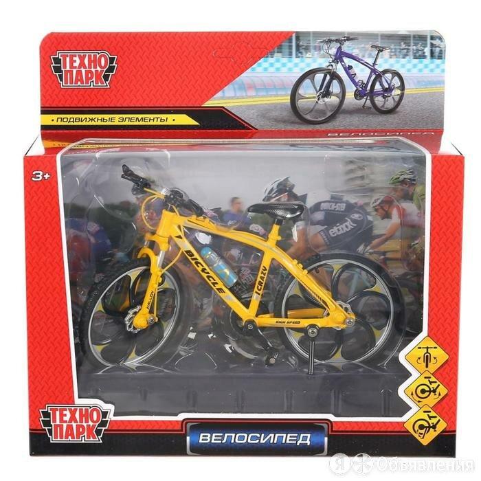 Велосипед металл, модель 17 см, цвет МИКС по цене 1349₽ - Мото- и электротранспорт, фото 0