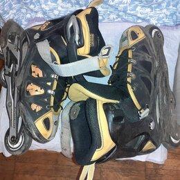 Роликовые коньки - Роликовые коньки размер 36-40, 0