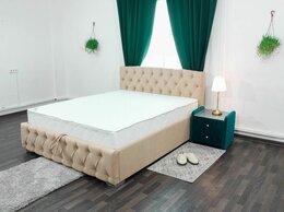 Кровати - Кровать в мягкой обивке, 0