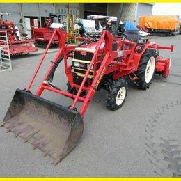 Мини-тракторы - Навесное оборудование для трактора yanmar своими руками, 0