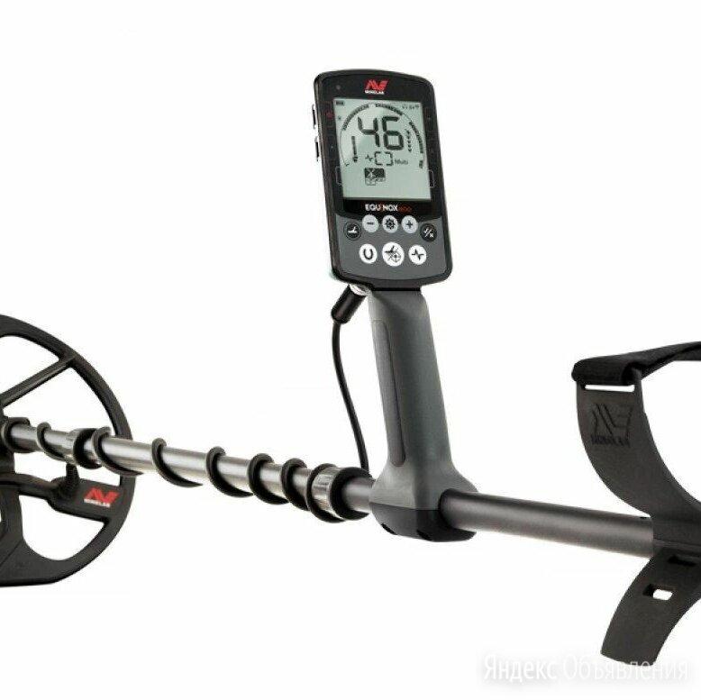 Металлоискатель EQUINOX 800 по цене 71990₽ - Металлоискатели, фото 0
