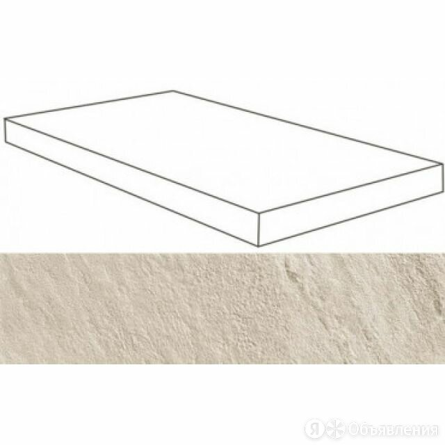 Угловая ступень Era Ivory Scalino Angolare Dx правая по цене 4788₽ - Керамическая плитка, фото 0