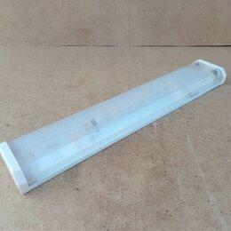 Настенно-потолочные светильники - Светильник LPO-MS1-E218-G13, 0