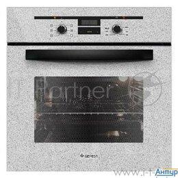 Духовые шкафы - Встраиваемая электрическая духовка Gefest ЭДВ ДА 622-02 К46 серый, 0