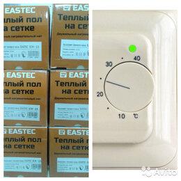 Электрический теплый пол и терморегуляторы - Тёплый пол на сетке eastec ECM- 4,0, 0