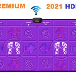 Развивающие коврики - Танцевально-игровой коврик на двоих HDMI б/проводной,64 Бит, русский/ТV, PC/, 0