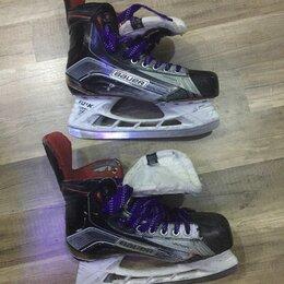 Коньки - Хоккейные коньки Bauer X900 бу, 0
