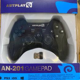 Игровые приставки - Геймпад беспроводной Artplays AN-201, 0