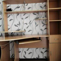 Компьютерные и письменные столы - Компьютерный стол, 0