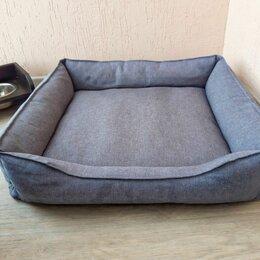 Лежаки, домики, спальные места - Лежанка для собак , со сьемным чехлом, 0