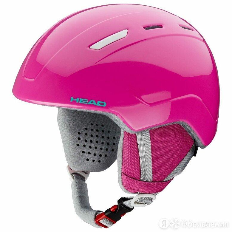 Шлем детский Head Maja pink по цене 3590₽ - Аксессуары и принадлежности, фото 0