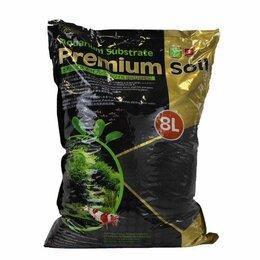Грунты для аквариумов и террариумов - Грунт ista aquarium substrate premium soil 1-3 мм 8 л, 0
