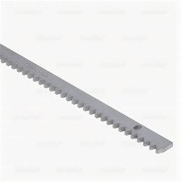 Шлагбаумы и автоматика для ворот - Рейка зубчатая RACK-8 L=1 метр 30х8., 0