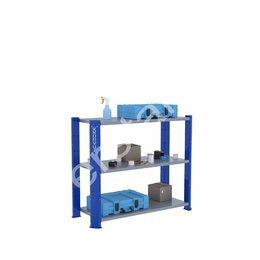 Стеллажи - Сборный стеллаж для мастерской KronVuz CT H3 12Х10, 0