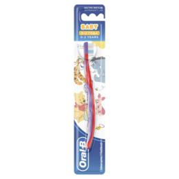 Гигиена полости рта - Щетка зубная для детей Oral-B Baby Экстра мягкая 0-2лет, 0