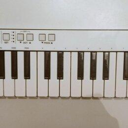 Клавишные инструменты - Midi клавиатура IK Multimedia N12553 IRig Keys 37, 0