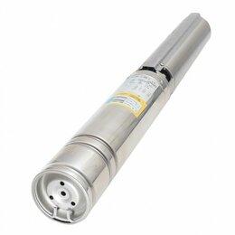 Насосы и комплектующие - Скважинный насос Vodotok БЦПЭ-100-0,5-50м-Ч (550 Вт), 0