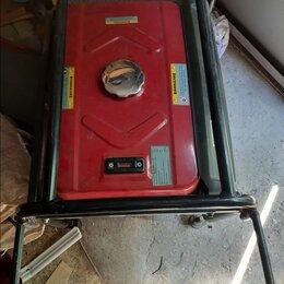 Электрогенераторы и станции - Генератор elitech сгб 2500Р, 0