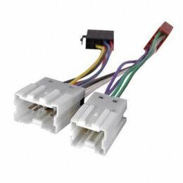Автоэлектроника и комплектующие - ISO переходник Intro ISO NS-03 (Nissan AlmClassic,Micra,Note), 0
