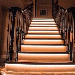 Интерьерная подсветка - Автоматическая подсветка  лестниц, Бегущий свет, 0