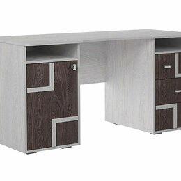 Компьютерные и письменные столы - Стол письменный № 3 Омега-16, 0