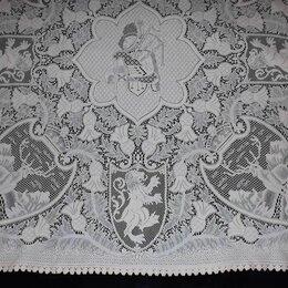 Скатерти и салфетки - Скатерть кружевная винтаж, Шотландия, 130х130, 0