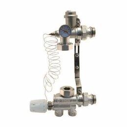 Комплектующие для радиаторов и теплых полов - Насосно-смесительный узел Taen для теплого пола (доставка в Сургут 3-5 дней), 0