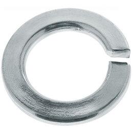 Шайбы и гайки - Оцинкованная пружинная шайба Метиз-Эксперт 8 DIN127 (2000 шт.), 0