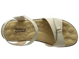 Босоножки - Продам новые босоножки, комфорт, кожа, Walking…, 0