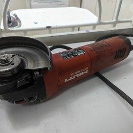 Шлифовальные машины - Hilti dcg 125-s 1400 вт, 0