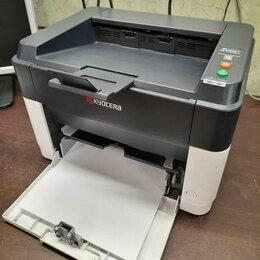 Принтеры, сканеры и МФУ - Принтер лазерный Kyocera FS-1060DN, 0
