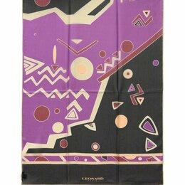 Головные уборы - Яркий женский шарф Leonard 28112, 0