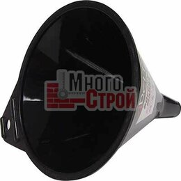 Лабораторное и испытательное оборудование - Воронка пластик. D 100 мм c  носиком 11 см., 0