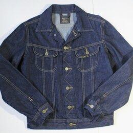 Куртки -  Джинсовая куртка Lee 101 Rider оригинал, 0