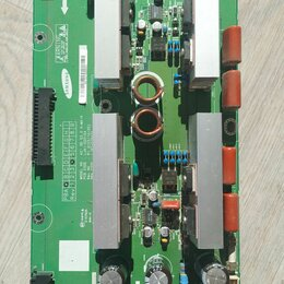 Радиодетали и электронные компоненты - Плата LJ92-00943A, 0