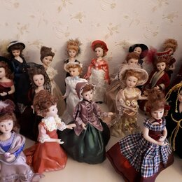 Фигурки и наборы - Коллекция кукол, 0