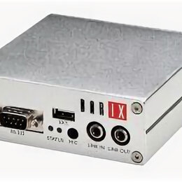 Прочее сетевое оборудование - Barix Exstreamer 100, 0