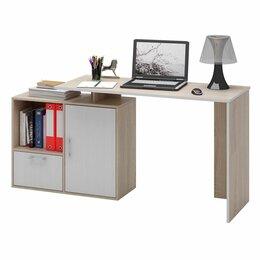 Компьютерные и письменные столы - Стол письменный новый Слим 4 прямой/угловой, 0