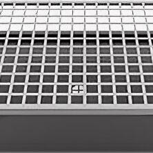 Решетки - UNOX Решетка для жарки бекона UNOX TG 945 GN 1/1 (530х325), 0