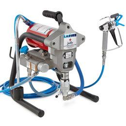 Инструменты для нанесения строительных смесей - Окрасочный аппарат LARIUS Jolly, 0