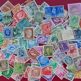 Марки - Старые марки 101 ш. (без повторов), 0
