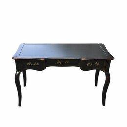 Компьютерные и письменные столы - Стол письменный Provence Noir&Blanc DF881D (S01), 0