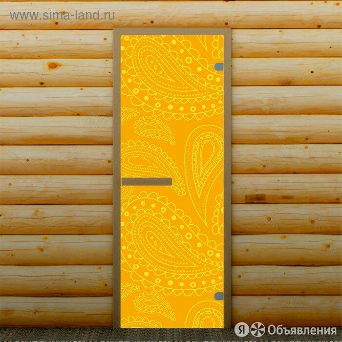 Дверь левое открывание Перья, 190 х 70 см, с фотопечатью 6 мм Добропаровъ по цене 11945₽ - Ручки дверные, фото 0