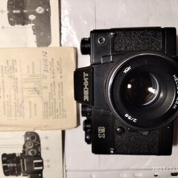 Пленочные фотоаппараты - Зенит 19, 0