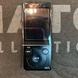 Цифровые плееры - MP3 плеер Sony Walkman NWZ-E474, 0