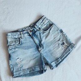 Шорты - Шорты джинсовые женские Шорты на девочку размер S, 0