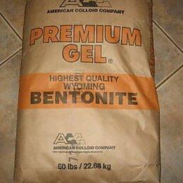 Строительные смеси и сыпучие материалы - Бентонит Premium gel, 0