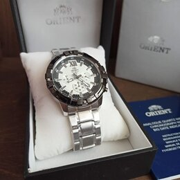 Наручные часы - Мужские наручные часы Orient оригинал, 0