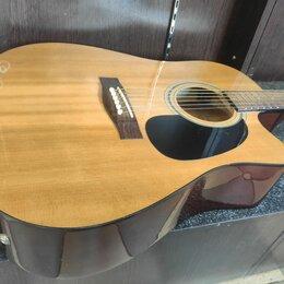 Электрогитары и бас-гитары - Электроакустическая гитара Martinez FAW-801 CEQ, 0